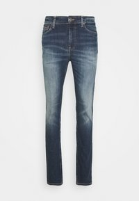 SIMON  - Jeans Skinny Fit - danny dark blue stretch