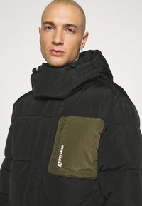 Redefined Rebel - DIEGO JACKET - Cappotto invernale - black - 4