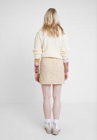 Roxy - MAJOR CHANGE - A-line skirt - ivory cream - 2