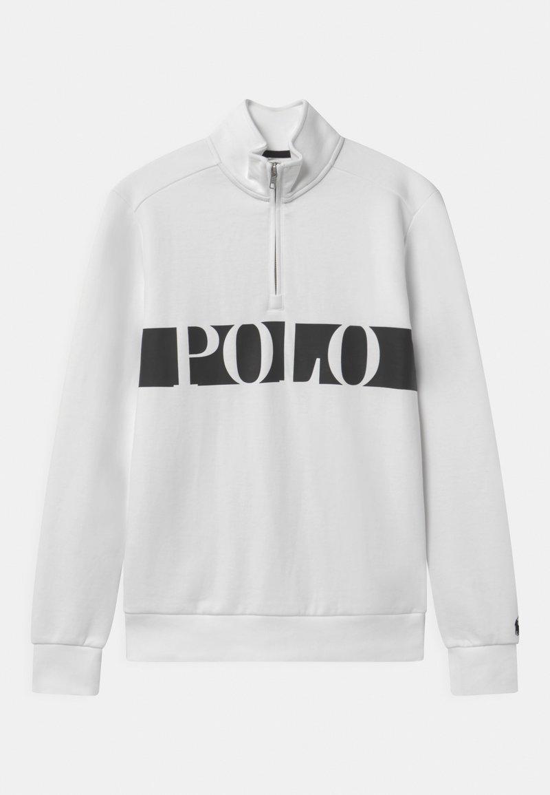Polo Ralph Lauren - Top sdlouhým rukávem - white