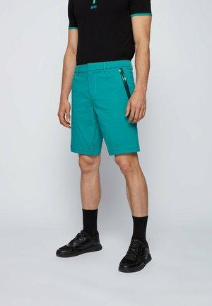LIEM - Shorts - turquoise