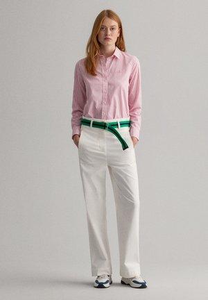 Button-down blouse - sea pink