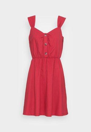 PARTY - Denní šaty - red