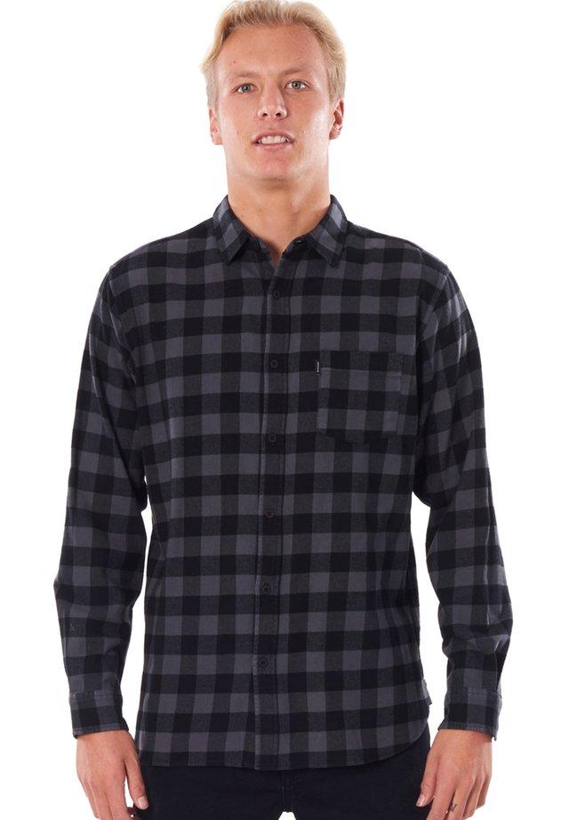 CHECK THIS - Shirt - black