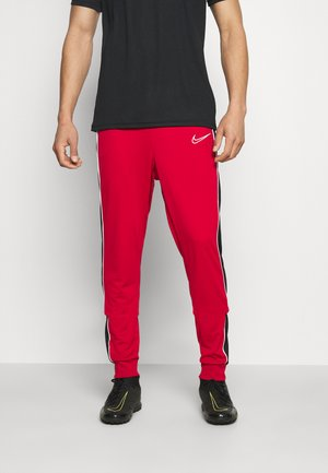 ACADEMY PANT - Tracksuit bottoms - gym red/black/white