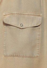 Street One - Button-down blouse - beige - 4