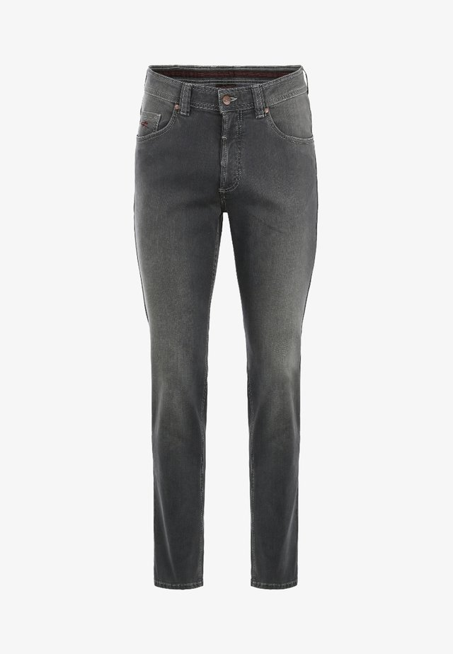 TORONTO - Slim fit jeans - dark grey