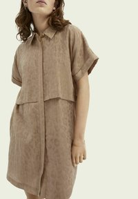 Scotch & Soda - Shirt dress - oat - 3