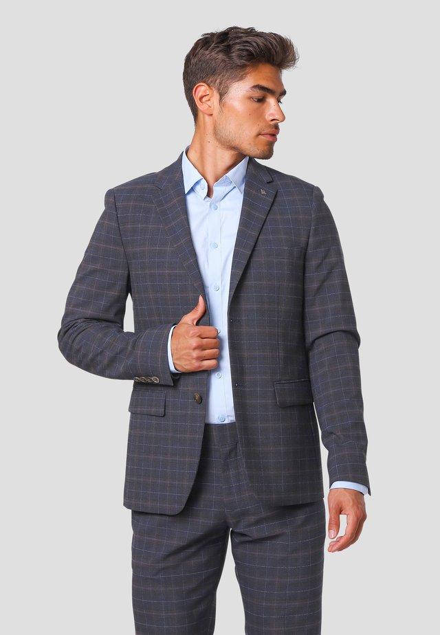 LOUIS - Blazer jacket - dk.navy