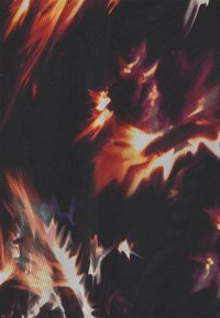 AllSaints - FLAMES ELIA BODYSUIT - Long sleeved top - black - 2