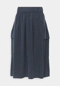 Ecoalf - DEEP SKIRT WOMAN - A-line skirt - caviar - 0
