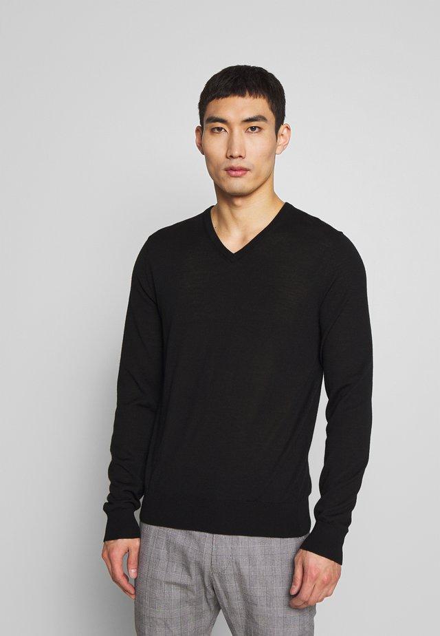 RAEL - Pullover - black