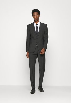 ALLEN MERCER - Suit jacket - black
