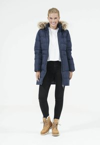 Whistler - Down coat - navy blazer - 4