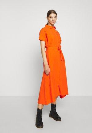 SISTER DRESS  - Blusenkleid - flame