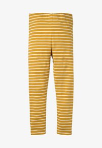 Boden - Leggings - Trousers - honiggelb/naturweiß - 0
