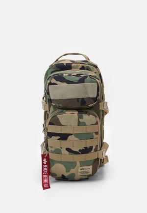 TACTICAL BACKPACK UNISEX - Rucksack - khaki