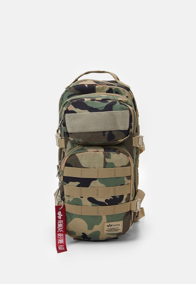 TACTICAL BACKPACK UNISEX - Batoh - khaki