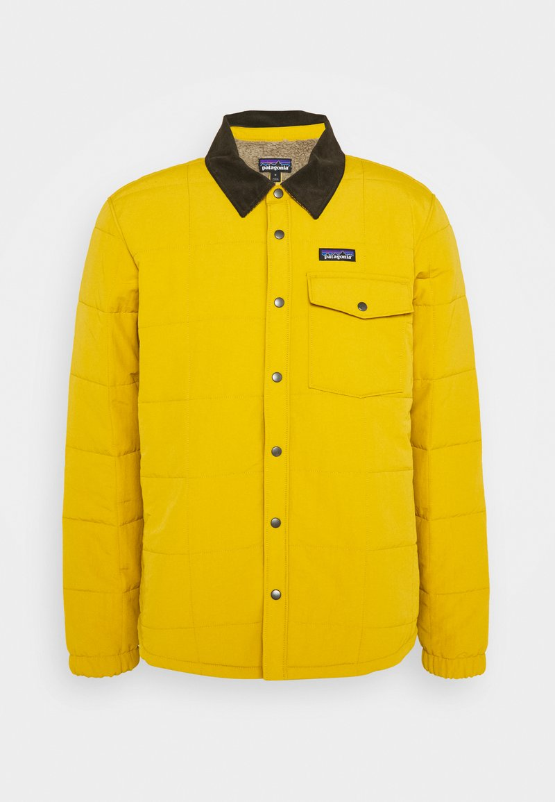 Patagonia - ISTHMUS QUILTED - Veste d'hiver - buckwheat gold