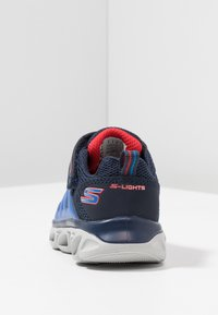 Skechers - HYPNO-FLASH 3.0 - Sneaker low - navy/red - 3