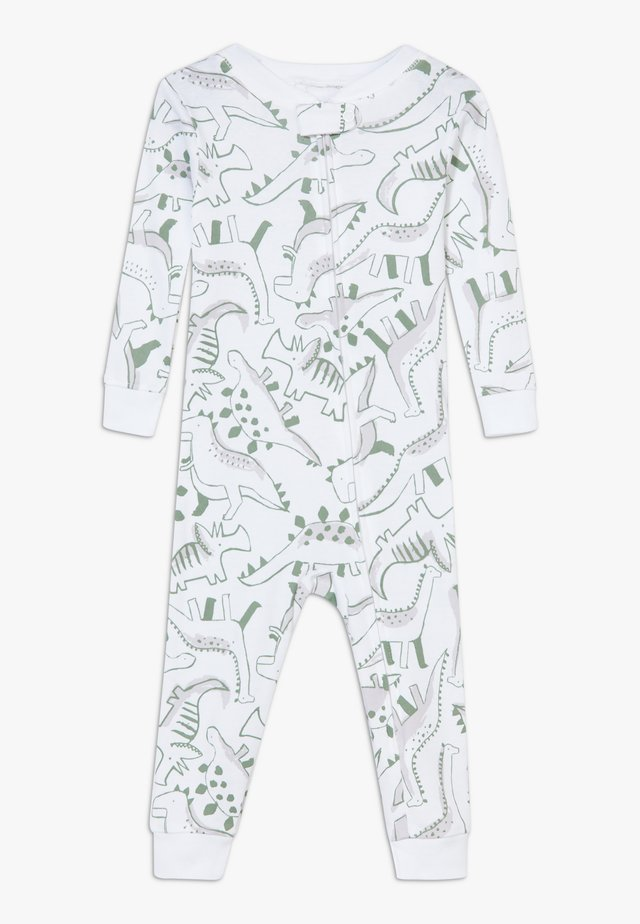 ZGREEN BABY - Jumpsuit - white/khaki