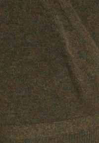 YAS - YASSLENTA WRAP - Cardigan - olive - 2