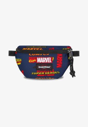 SPRINGER - Bum bag - marvel navy