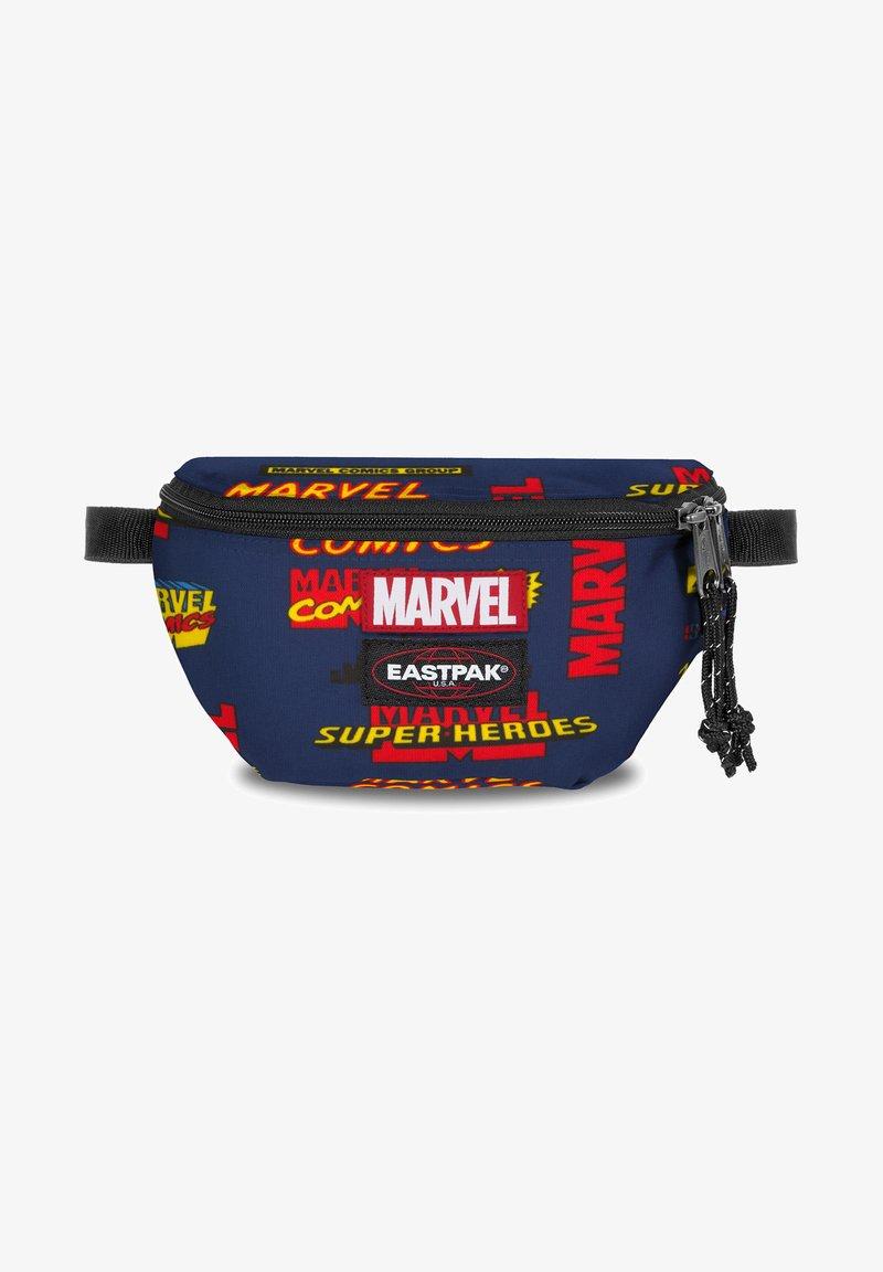 Eastpak - SPRINGER - Bum bag - marvel navy