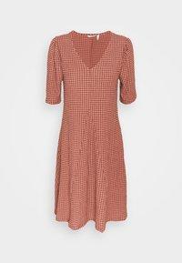 BYSOLTI DRESS - Day dress - canyon rose