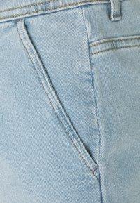 JDY - JDYCARMEN LIFE POCKET - Denim shorts - light blue denim - 6