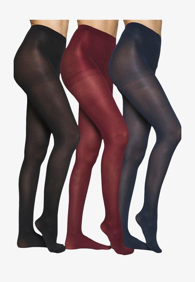 3 PACK - Strømpebukser -  multicoloured