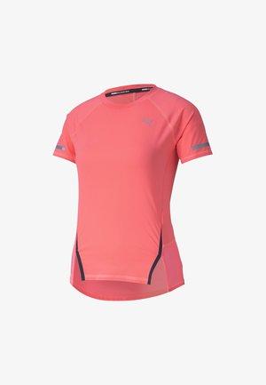Print T-shirt - ignite pink
