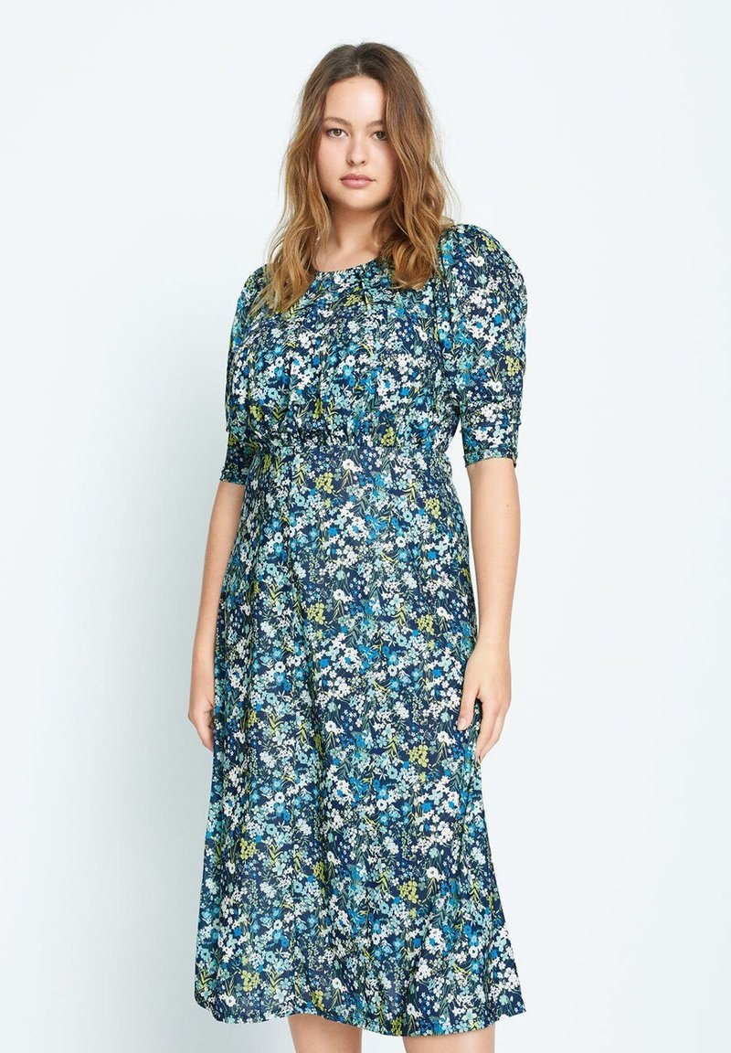 Violeta by Mango - GARDEN - Day dress - vert