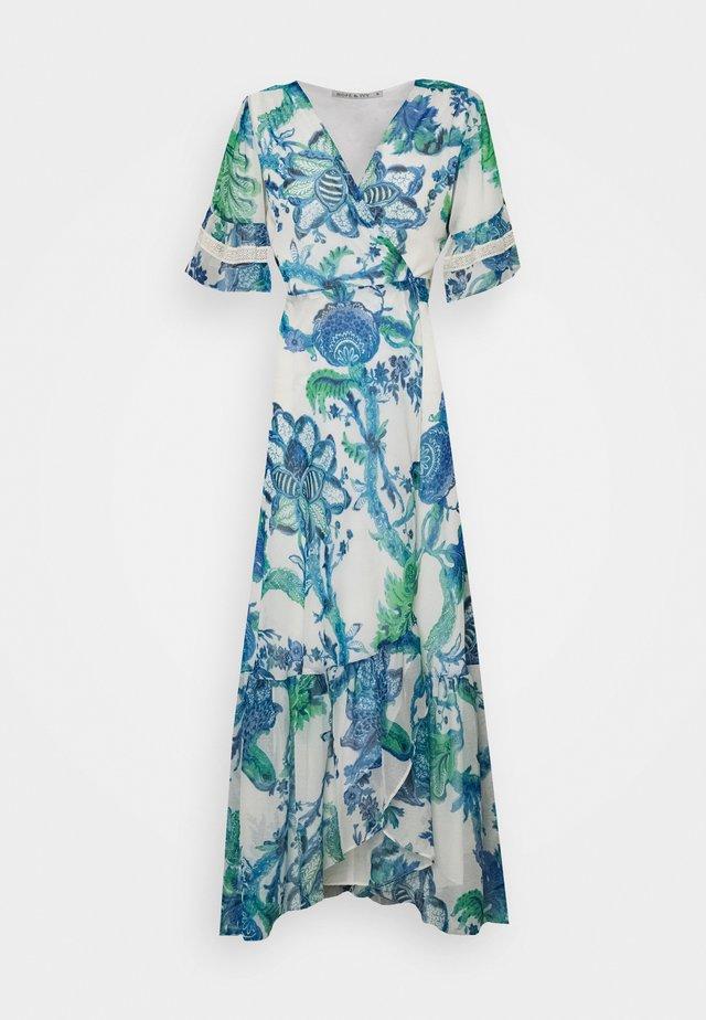 THE CATALINA - Maxi dress - blue