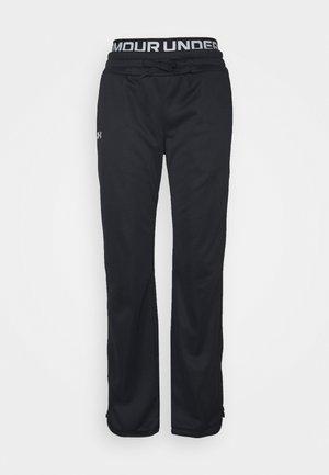 BRANDED PANTS - Jogginghose - black