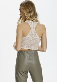 Soaked in Luxury - SLDOLLY  - Blouse - antique white - 2