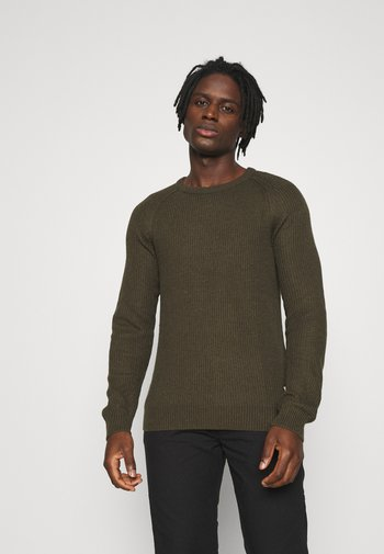 JORFUEL KNIT CREW NECK