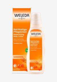 Weleda - SEA BUCKTHORN REPLENISHING BODY LOTION - Hydratant - - - 0