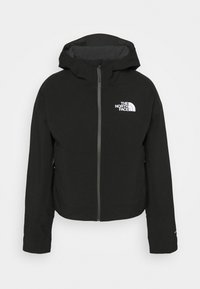 The North Face - W FL INSULATED JACKET - Hardshell jacket - black - 4