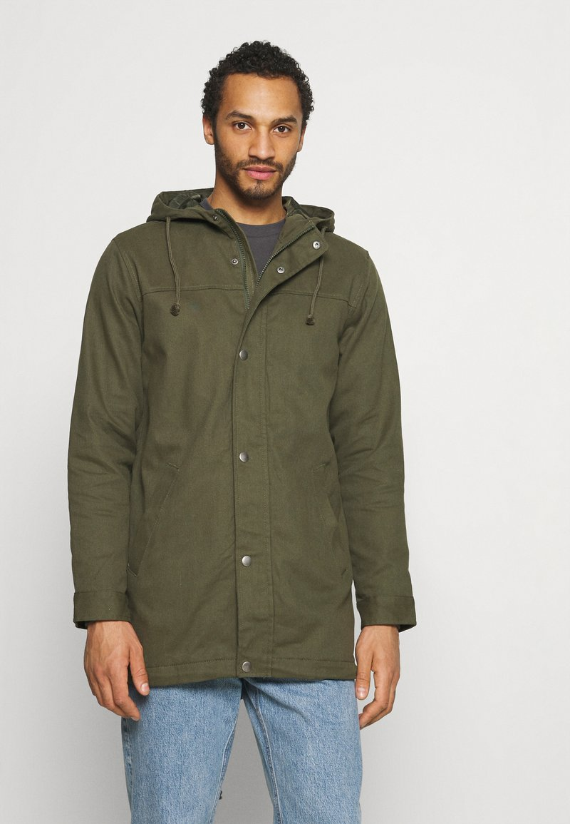 Only & Sons - ONSALEX SPRING - Parka - olive night