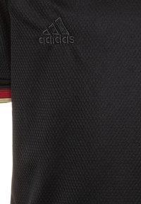 adidas Performance - DFB DEUTSCHLAND A JSY Y - Club wear - black - 2