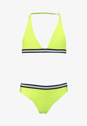 Bikini - neon yellow