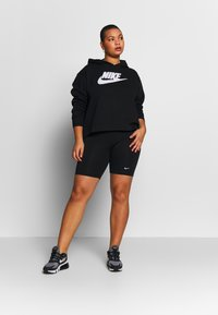Nike Sportswear - LEGASEE BIKE PLUS - Shorts - black/white - 1