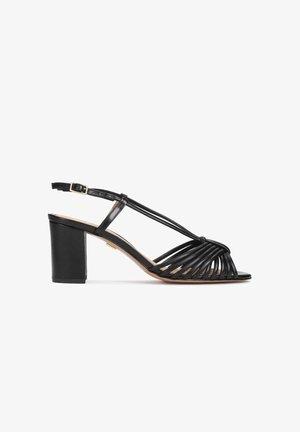 NESSIE - Sandals - black