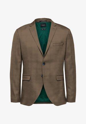 Suit jacket - brownie