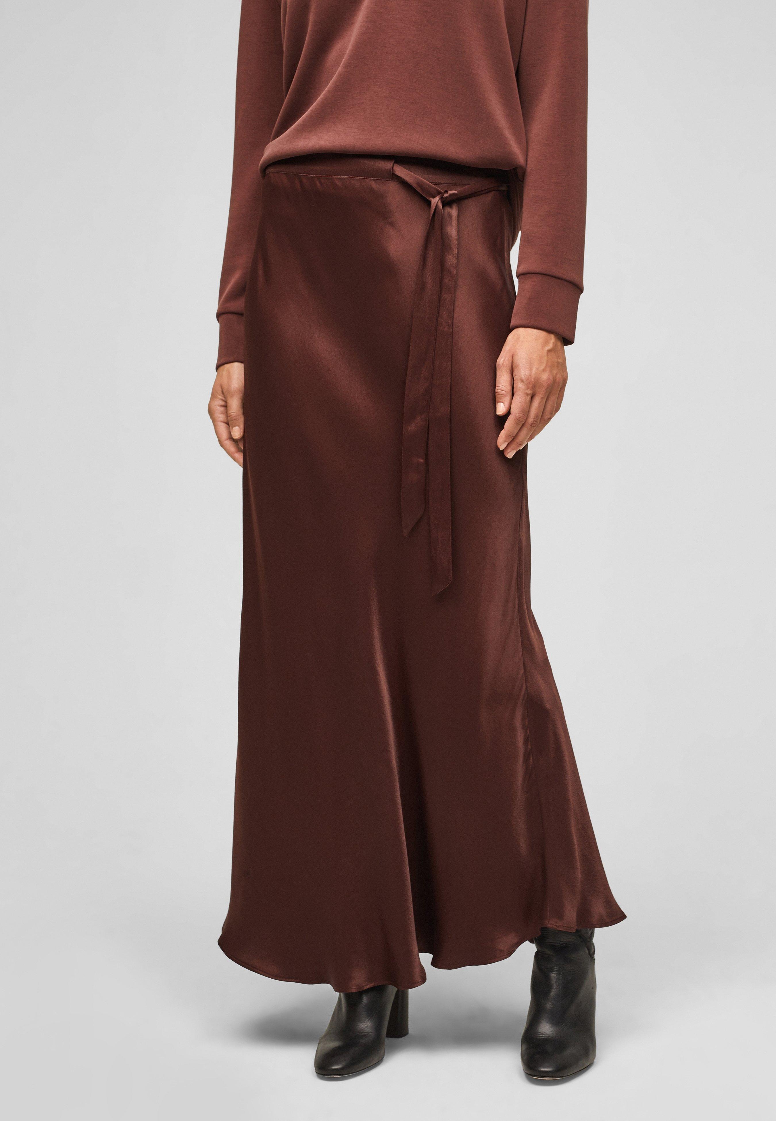 Femme JUPE - Jupe longue