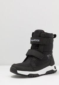 KangaROOS - K-MAJOR V RTX - Boots - jet black/steel grey - 2