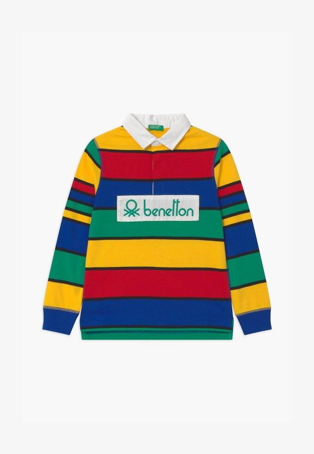 FUNZIONE BOY - Polo shirt - multi-coloured
