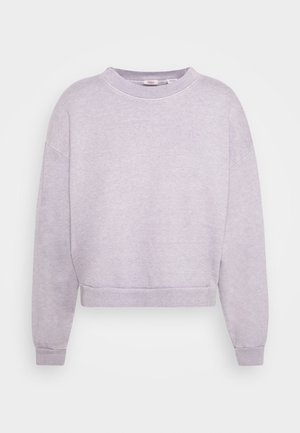 DIANA CREW - Sweater - heather lavender frost garment