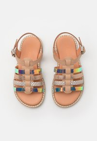 Friboo - LEATHER - Sandals - nude - 3